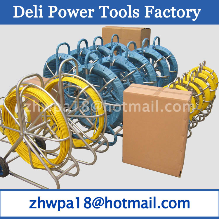 Easy to operate underground cable handling equipment
