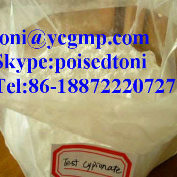 No Side Effect Anabolic Hormone Steroid Testosterone Cypionate