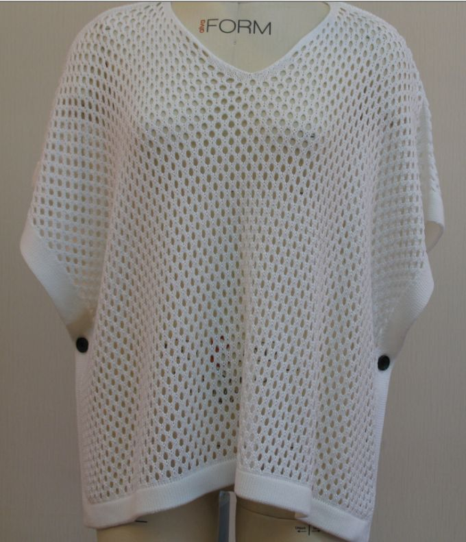 Techinics Pointelle Sweater