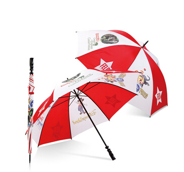 Advertising Golf Umbrella