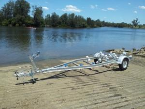 used aluminum boat trailers for sale CBT-J55RA