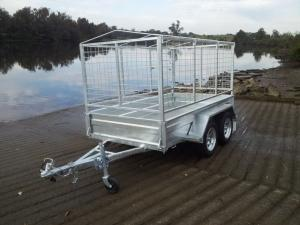 used box trailers for sale CCT-480W