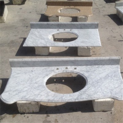 Marble Bathroom Vanity Top