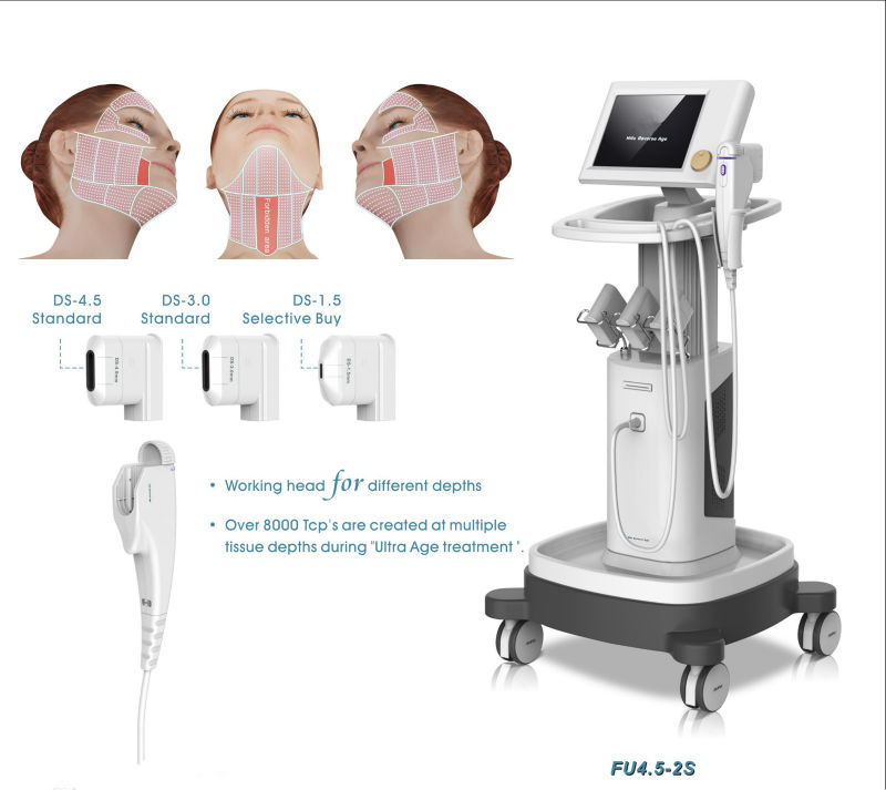 2015 FU4.5-2S beauty salon home use hifu machine for wrinkle removal