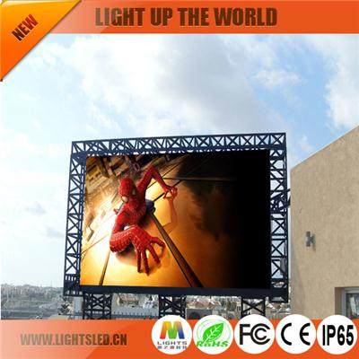 Outdoor Led Display P8 Dip S Series