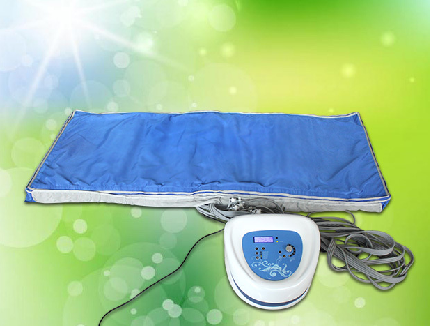 Innovation 2016 pressotherapy bed with 24 carbon fiber tube
