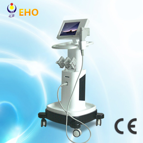 2015 wrinkle removal face lift skin tighten ultrasound face lift machine