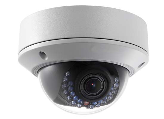H.264  CMOS Vandal Proof DOME IR IP Camera -NV785MFVS-IR