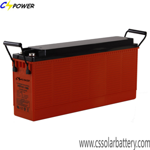 Telecom Battery Front Access Terminal Battery Communication Battery 12V100ah