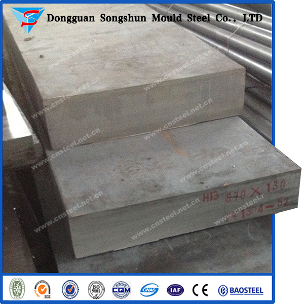 high quality products 1.2343/SKD6/H11 alloy mould steel plate