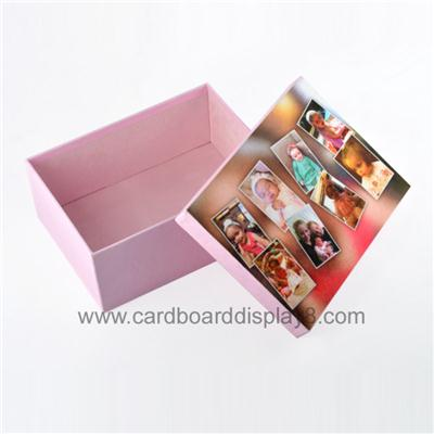 Wholesale Paper Cardboard Photo Boxes