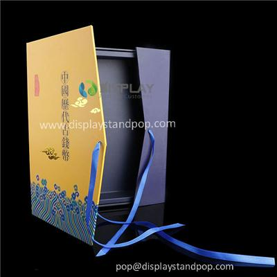 Paper Gift Packaging Box In China Manufacture