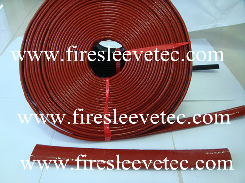 Fire Protection Fibreglass Braided Sleeve