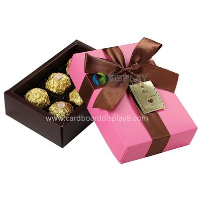 Customized Paper Chocolate Box Wholesale