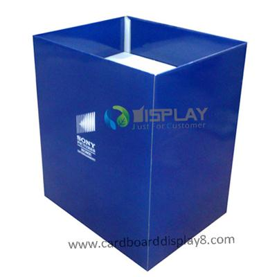 China Retail Custom Made Cardboard Electronics Display
