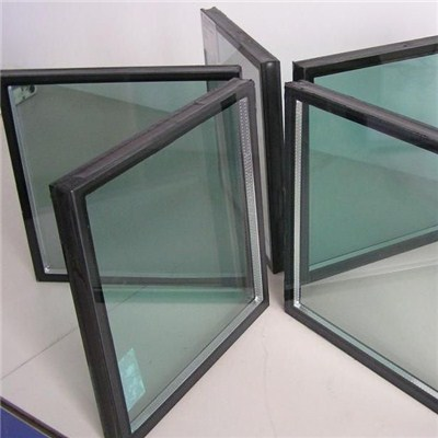 Curved Glass For Curtain Wall