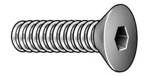 flat socket cap screw Flat Socket Cap Screws