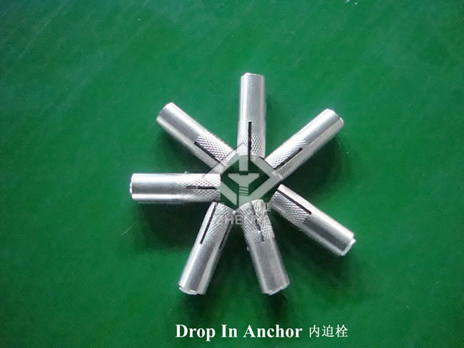drop in anchor bolts Drop-in Anchor