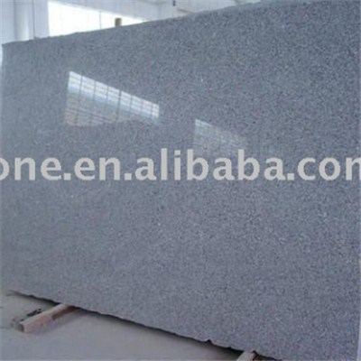 G603 White Grey Granite Slab