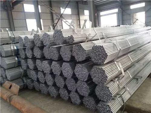SMLS steel pipes