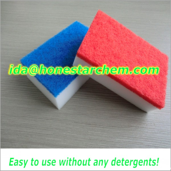 Car cleaning melamine sponge