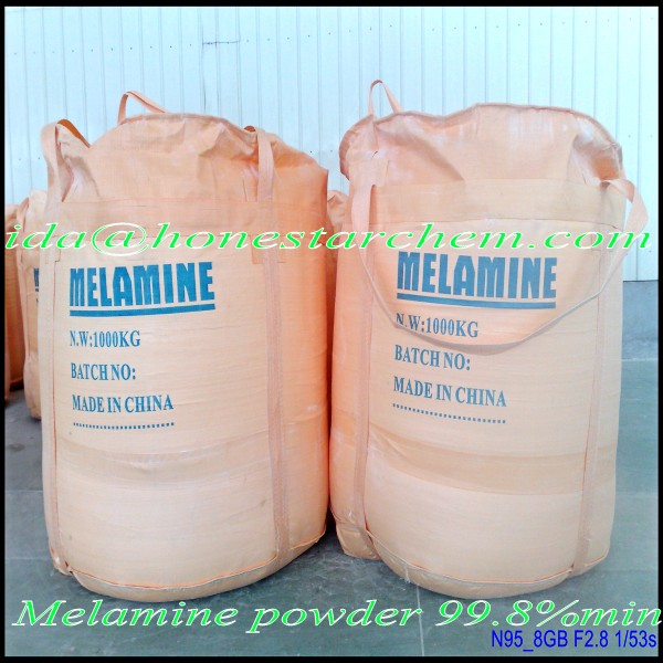 CHINA MELAMINE POWDER 99.8%MIN