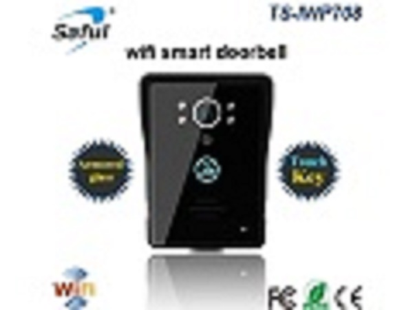 wifi video door phone Saful TS-IWP708 WIFI video door phone