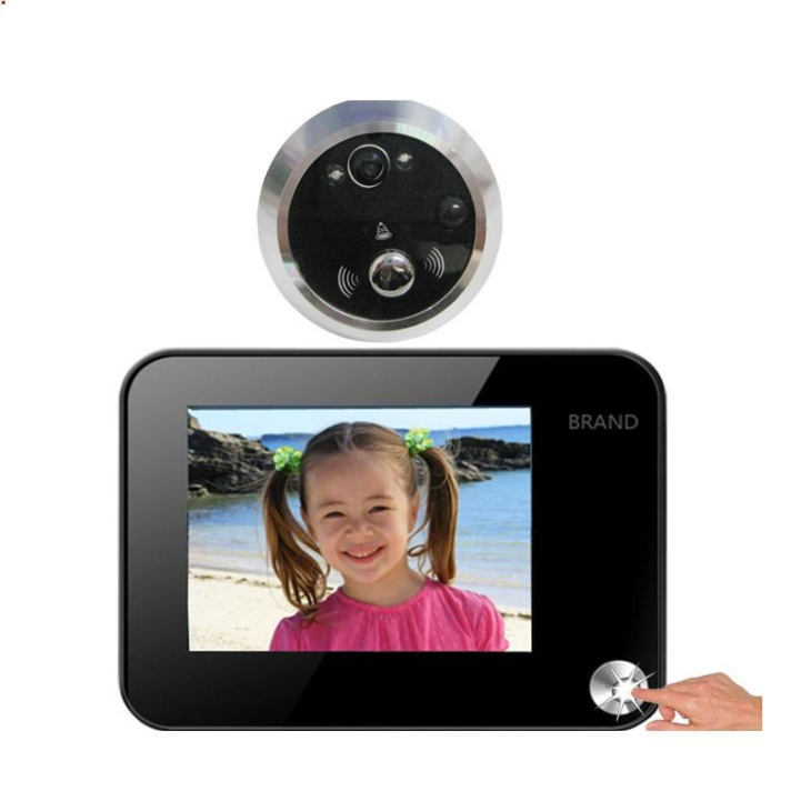 digital peephole door viewer Saful TS-YP3511 3.5 inch