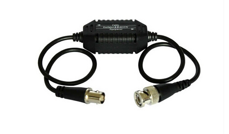 cctv ground loop isolator CCTV Video Ground Loop Isolator With Built In Filter (GB100)