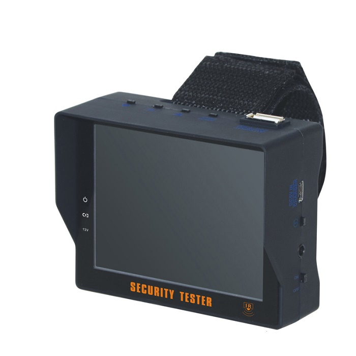 3.5 Inch LCD CCTV Video Tester (CT600)