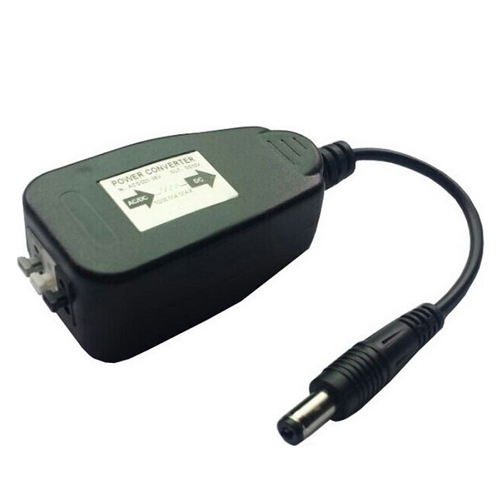24vac to 12vdc converter 24VAC To 12VDC Voltage Convertor For CCTV Security Camera (C24T12P)