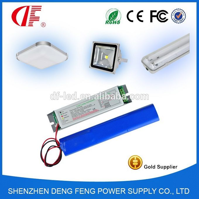High Quality Emergency LED Inverter Kits For 28w Lighting With 8w Emergency Lighting