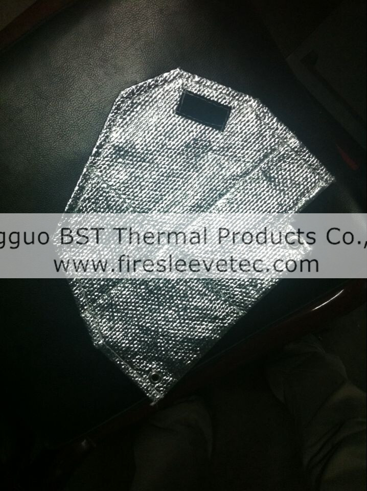 Exhaust Heat Proof Mat