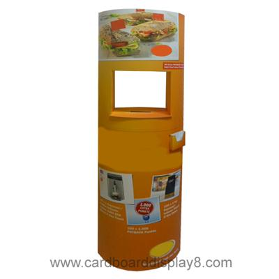 Hot Advertising Greeting Lama Display,Folding Display Stands For Food