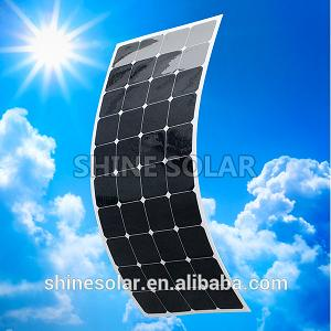 flexible solar panel kits SN-H120W