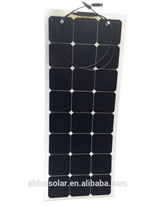 flexible solar panel marine SN-H80W