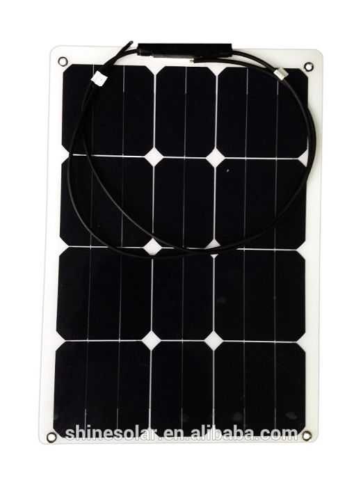 flexible solar panel strips SN-H50W