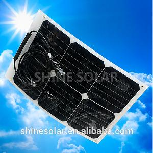 most efficient solar panels SN-H20W