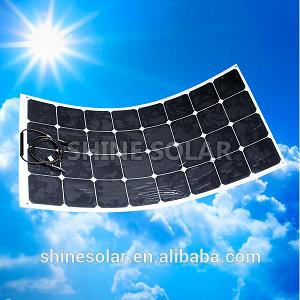 flexible solar panels for sale SN-H100W