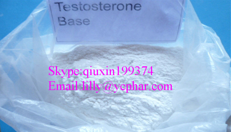 Pharmaceutical Testosterone Steroid Hormone Testosterone Suspention / TTE 58-22-0 Fat Loss