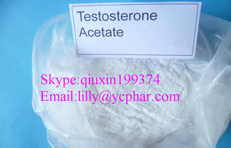 Testosterone Acetate Test A 1045-69-8 Homebrew Steroids UG Labs Powder