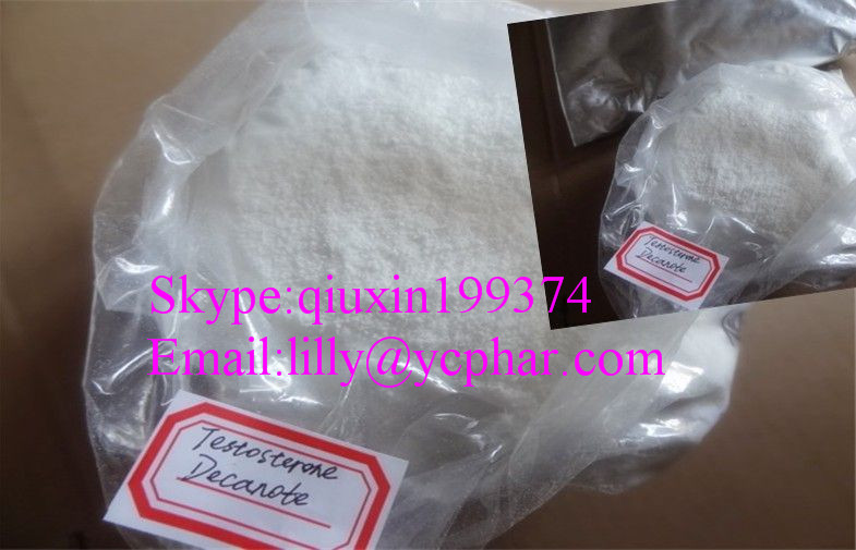 Injectable 5721-91-5 Testosterone Steroid Hormone Testosterone Decanoate to Gain Muscle