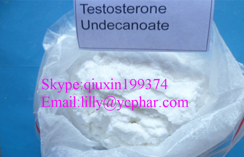 Healthy Bodybuilding Testosterone Undecanoate / Andriol For Men Hypogonadism Treatment 5949-44-0