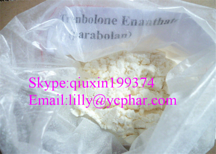 Legal Injectable Trenbolone Enanthate Bodybuilder Steroids / Muscle Growth Steroids CAS 10161-33-8