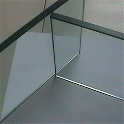 Low-e Tempered Glass Curtain Wall