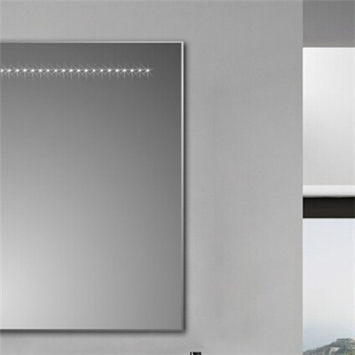 Aluminium Bathroom LED Light Mirror (GS024)