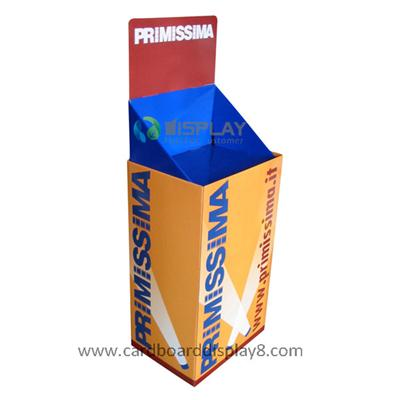 Customized Advertisement Promotion Cardboard Pallet Displays