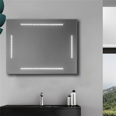 Aluminium Bathroom LED Light Mirror (GS013)