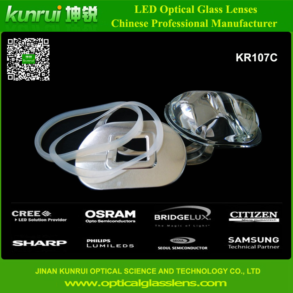 LED Optical Lens for LED Light (KR107C)