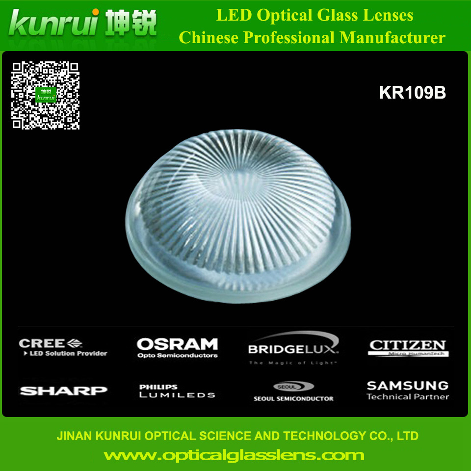 10W-300W LED High Bay Light LED Glass Lens (KR109B)